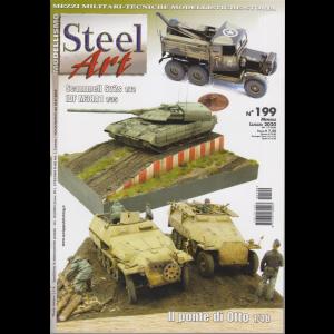 Steel Art - n. 199 - mensile - luglio 2020