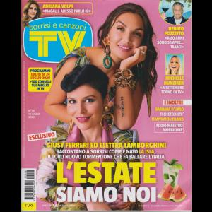 Sorrisi e Canzoni Tv - n. 28 - 14 luglio 2020 - settimanale