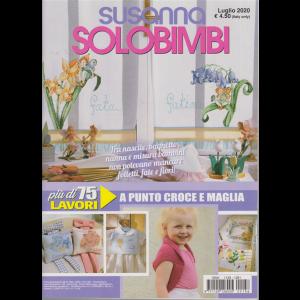 Susanna - Solo Bimbi - n. 156 - luglio 2020 - trimestrale