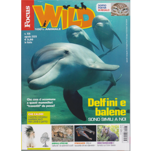 Focus Wild - n. 109 - agosto 2020 -