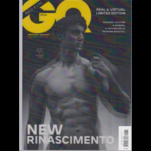 Gq - n. 241 - luglio - agosto 2020 - mensile