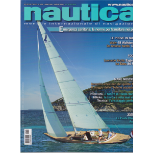 Nautica - n. 699 - luglio 2020 - mensile