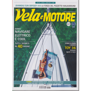 Vela e Motore - n. 7 - 9/7/2020 - mensile