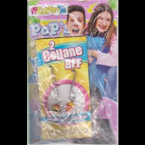 Pop's - + 2 collane Best food driends - n. 225 - mensile - 14 luglio 2020