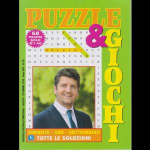 Puzzle  &  Giochi - n. 82 - bimestrale - agosto - settembre 2020 - 68 pagine