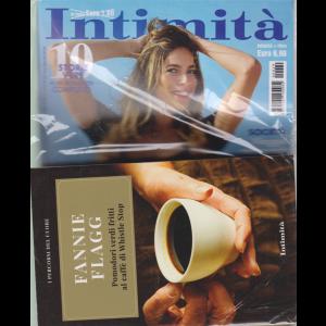 Intimita' + il libro I percorsi del cuore - Fannie Flagg - n. 29 - 27 luglio 2020 - settimanale - rivista + libro