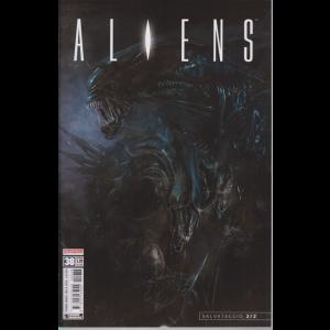 Aliens Saldacomics - n. 38 - mensile - 14/7/2020