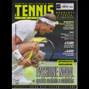 Il tennis italiano - n. 7 - luglio 2020 - mensile