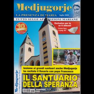 Medjugorje-La presenza di Maria - luglio 2020 - n. 7 - mensile