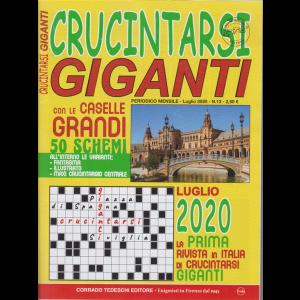 Crucintarsi Giganti - n. 13 - mensile - luglio 2020 -