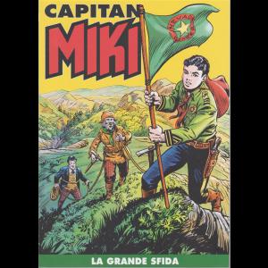 Capitan Miki -La grande sfida - n. 75 - settimanale