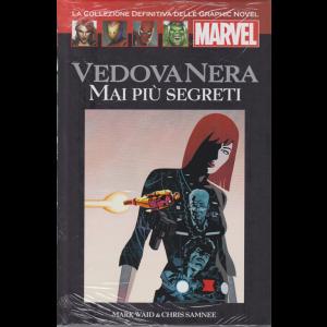 Graphic Novel Marvel - Vedova Nera - Mai più segreti - n. 50 - 11/7/2020 - quattordicinale - copertina rigida