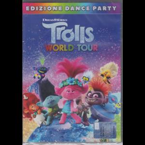 I Dvd di Sorrisi3 - n. 7 - settimanale - Trolls world tour - 14/7/2020
