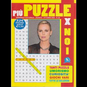 Piu' Puzzle per noi - n. 82 - agosto - ottobre 2020 - 324 pagine