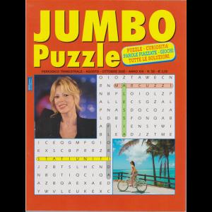 Jumbo Puzzle - n. 58 - trimestrale - agosto - ottobre 2020 -