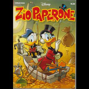 Zio Paperone - n. 25 - luglio 2020 - mensile