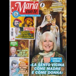 Maria con te -n. 29 - 19 luglio 2020 - settimanale