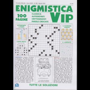 Enigmistica Vip - n. 386 - mensile - agosto 2020 - 100 pagine