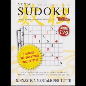 Mondo Sudoku - n. 179 - mensile - luglio 2020