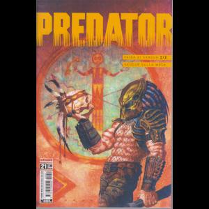 Saldacomics Predator - n. 21 - mensile - 28/5/2020 - Faida di sangue 2/2 - Sangue sulla Mesa