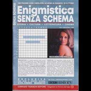 Enigmistica senza schema - n. 25 - luglio 2020 - mensile