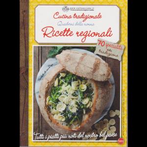 Cucina Tradizionale - Quaderni della nonna - Ricette regionali - n. 75 - bimestrale - agosto - settembre 2020 -