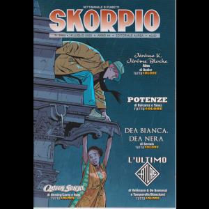 Skorpio - n. 2263 - 16 luglio 2020 - settimanale di fumetti