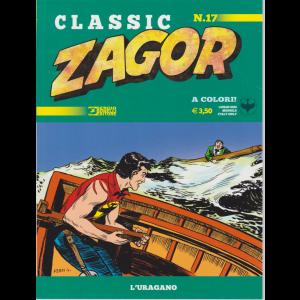 Zagor Classic - L'uragano - n. 17 - luglio 2020 - mensile