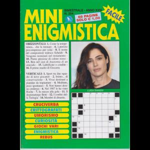 Mini Enigmistica - n. 204 - bimestrale - 68 pagine