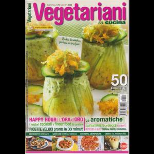 Vegetariani In Cucina - n. 91 - bimestrale - agosto settembre 2020 -