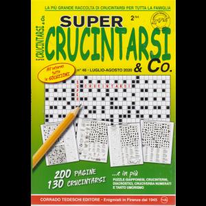 Supercrucintarsi & Co. - n. 46 - luglio - agosto 2020 - trimestrale -