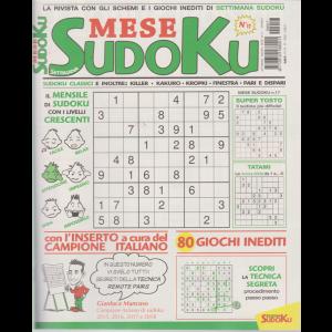 Settimana Sudoku Mese - n. 17 - mensile - 15/7/2020