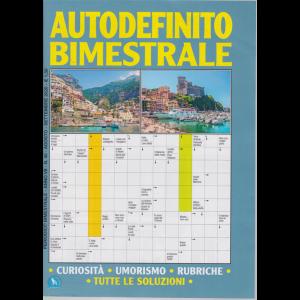 Autodefinito Bimestrale - n. 40 - agosto - settembre 2020 -