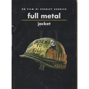 I Dvd Fiction Di Sorrisi n. 7 - Full Metal Jacket - 5° dvd - Un film di Stanley Kubrick - 9/4/2019 -