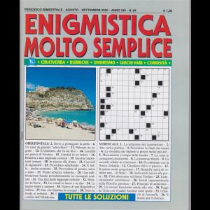 Enigmistica Molto Semplice - n. 84 - bimestrale - agosto - settembre 2020 -