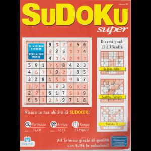 Sudoku Super - n. 98 - bimestrale - 11/7/2020 -