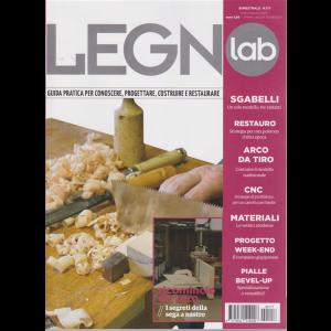 Legno Lab - n. 117 - bimestrale - luglio - agosto 2020 -