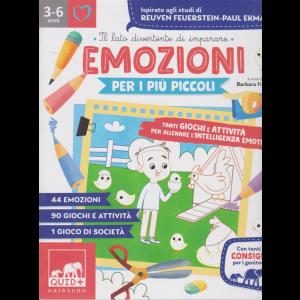 Emozioni per i più piccoli - 3-6 anni - n. 1 - mensile - 7/2020