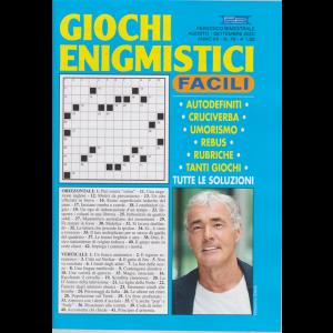 Giochi Enigmistici Facili - n70 - bimestrale - agosto - settembre 2020 -