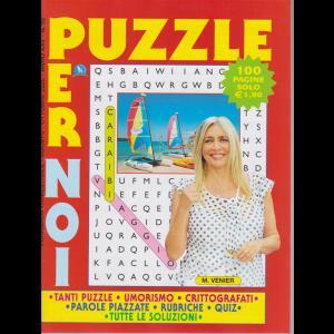 Puzzle per noi - n. 92 - trimestrale - agosto - ottobre 2020 - 100 pagine