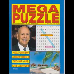 Mega Puzzle - n. 86 - trimestrale - agosto - ottobre 2020