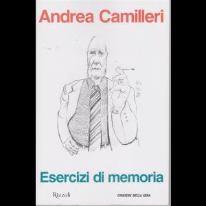 Andrea Camilleri - Esercizi di memoria - n. 1 - mensile -
