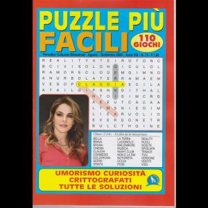 Puzzle Piu' Facili - n. 73 - bimestrale - agosto - settembre 2020 - 110 giochi