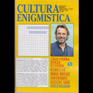 Cultura Enigmistica - n. 326 - mensile - agosto 2020
