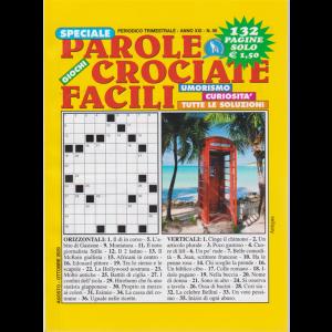 Speciale Parole Crociate - n. 56 - trimestrale - agosto - ottobre 2020 - 132 pagine