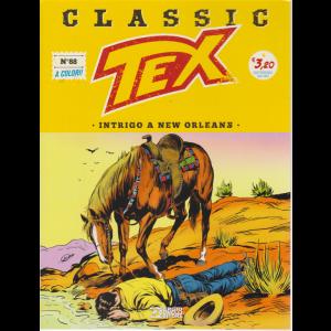 Tex Classic - Intrigo a New Orleans - n. 88 - quattordicinale - 17 luglio 2020 -