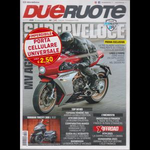 Dueruote + Porta cellulare universale - n. 184 - agosto 2020 - mensile