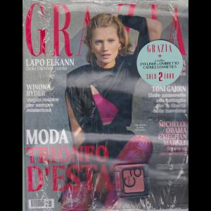 Grazia + a scelta eyeliner o ombretto catrice cosmetics - n. 32 - settimanale - 16/7/2020