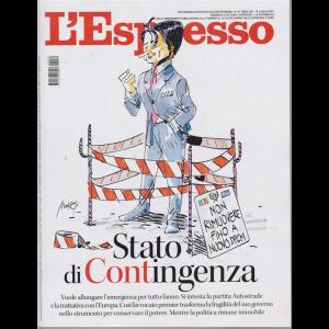 L'Espresso - n. 30 - 19 luglio 2020 - settimanale