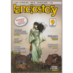 Lanciostory - n. 2363 - 20 luglio 2020 - settimanale di fumetti